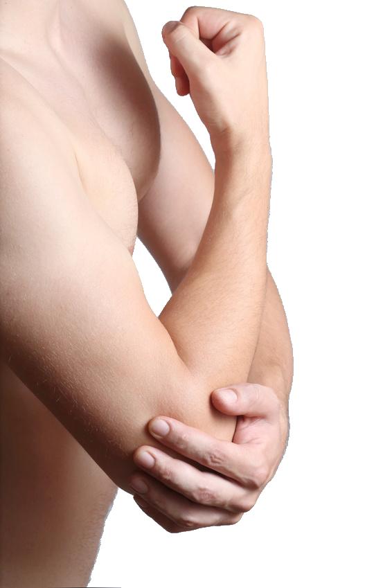 Arm und Hand